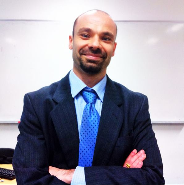 Dr Michael Baron